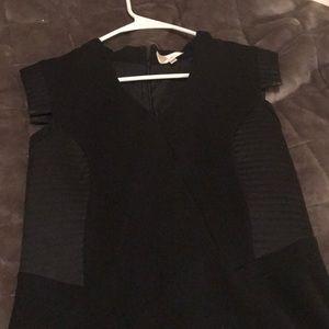 black Parker dress